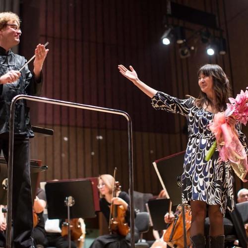 Daidu - a concerto for violin, string orchestra and 3 percu - Rubinstein Symphony Orchestra, Poland
