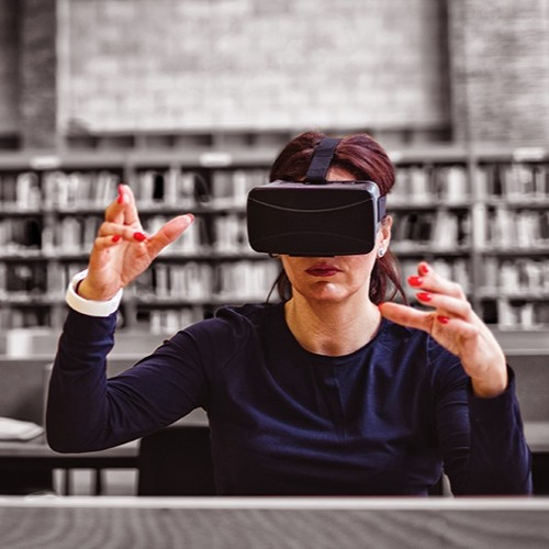 CNI Podcast: Developing a Library Strategy for 3D and Virtual Reality