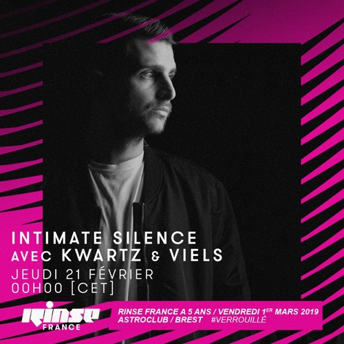 Intimate Silence Radio 042 | Kwartz