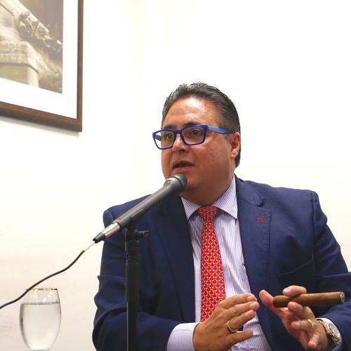 0075 - Rafael Nodal of Tabacalera USA on Aging Room, Trinidad, other cigars + Casa de Montecristo