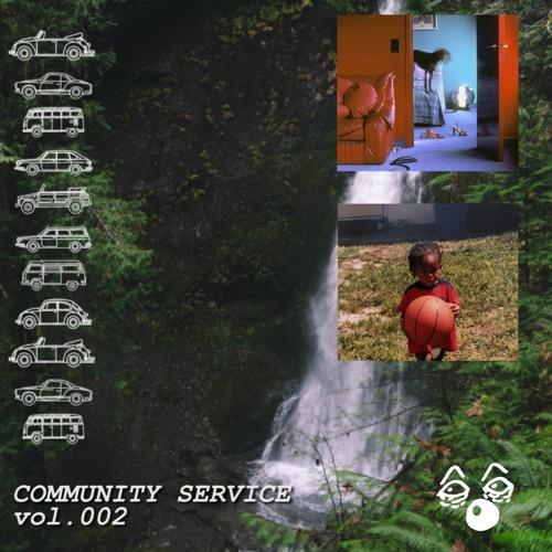 ( Community Service )mix vol.002 w/ Cosmo's Demos