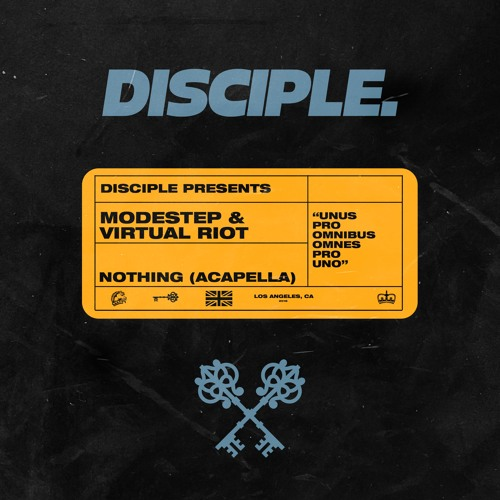 ACAPELLA] Modestep X Virtual Riot - Nothing FREE DOWNLOAD by