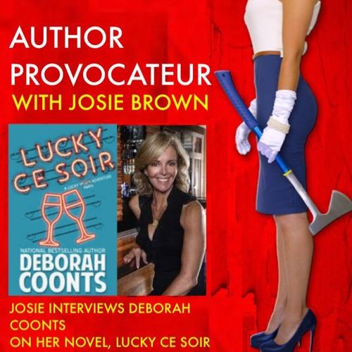 Author Provocateur Interviews: Deborah Coonts