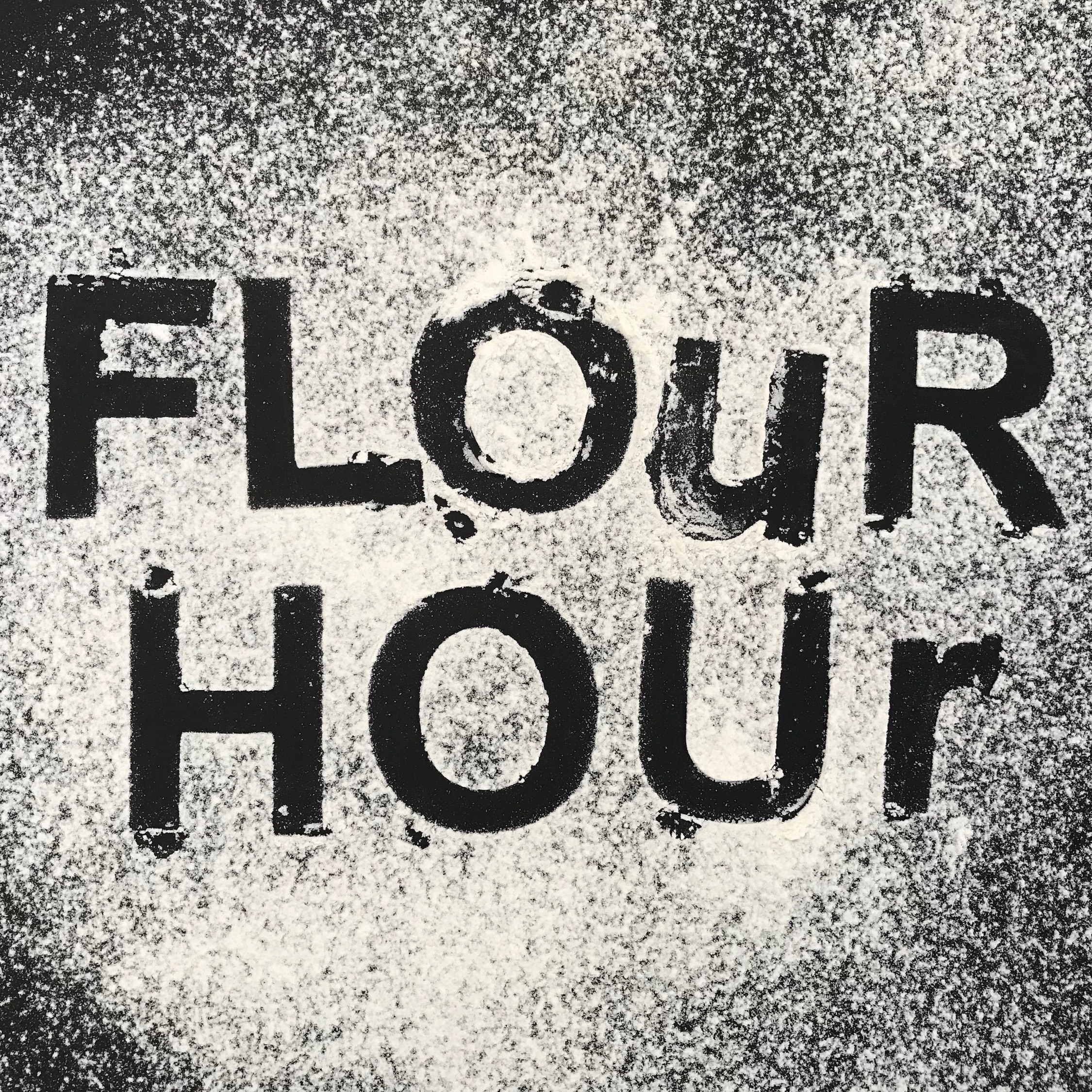FLOUR HOUR Episode 43 the Meringue Episode with Heather Wong