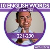221-230 (Free English Vocabulary with Chris)