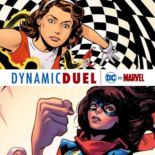 Elasti-Girl vs Ms. Marvel