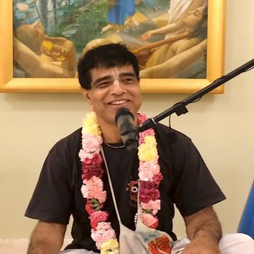 Śrīmad Bhāgavatam class on Tue 26th Feb 2019 by HG Prabhav Prabhu 4.20.33