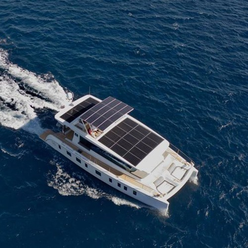 SDS 2019: The rise of solar power in superyachting