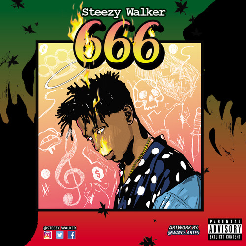 STEEZY WALKER - 666