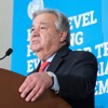 CLIP - UN Secretary-General António Guterres, speaking at the Yemen pledging conference in Geneva