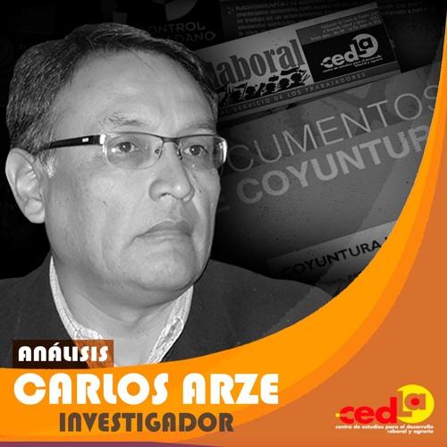 Refundación de COMIBOL - Entrevista a Carlos Arze en Hagamos Democracia - ERBOL