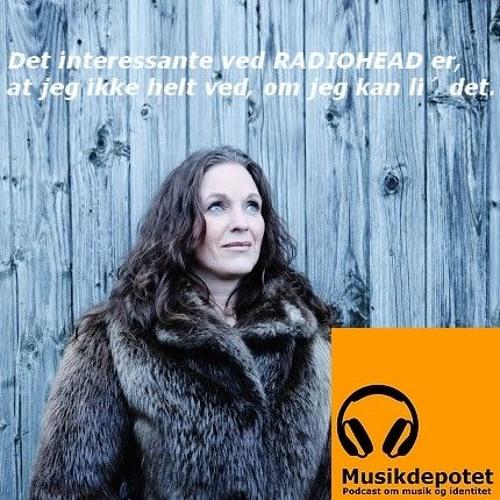 Mette Kruuse Sandstrøm I Musikdepotet