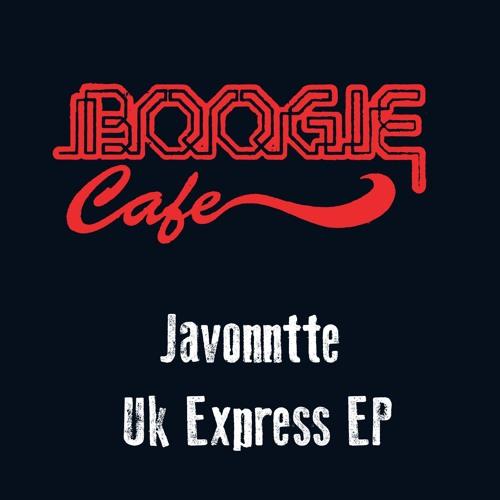 Javonntte UK Express EP