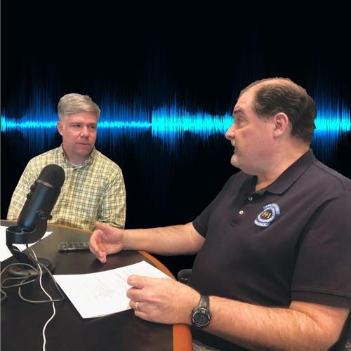 Episode 18: Arlington Co. (VA) Emergency Comms Center's Dave Mulholland