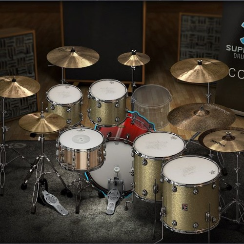 Superior Drummer 3 - Organic Metal Drums