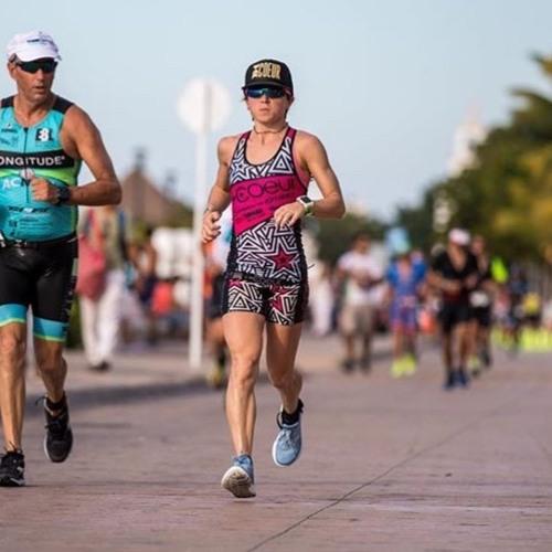 Katie Colville, Ironman Cozumel 2018