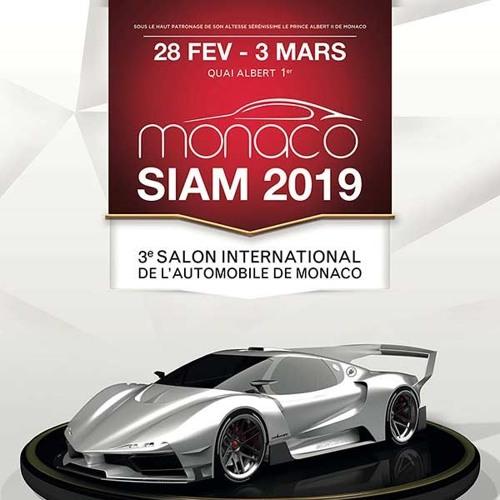 Mercredi Sport - Nicolas Hesse - 3ème SIAM à Monaco - 27/02/19