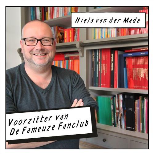 Suske en Wiske en De Perfecte Podcast #2: Niels van der Made
