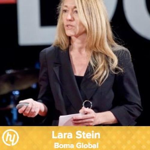 #30 mit Lara Stein, CEO&Founder von Boma Global, Founder&Ex-Director TEDx