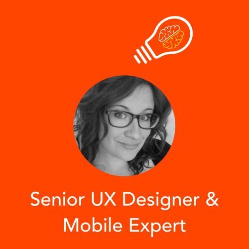 Stéphanie Walter Senior UX Designer & Mobile Expert