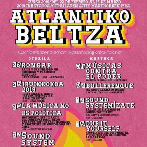 Atlantiko Beltza: el poder político de la música