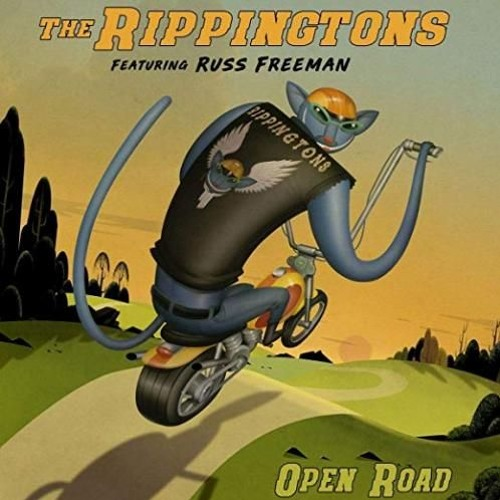 The Rippingtons : Open Road