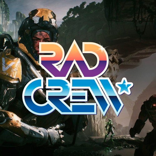 Rad Crew S17E08: Kan Anthem reddes? Pluss: Jetpacks!