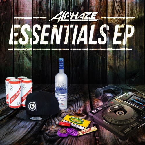 Alphaze - Essentials 2019 [EP]