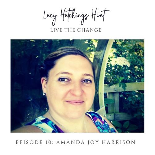 Amanda Joy Harrison: The 'Womb Whisperer' hypnobirthing expert