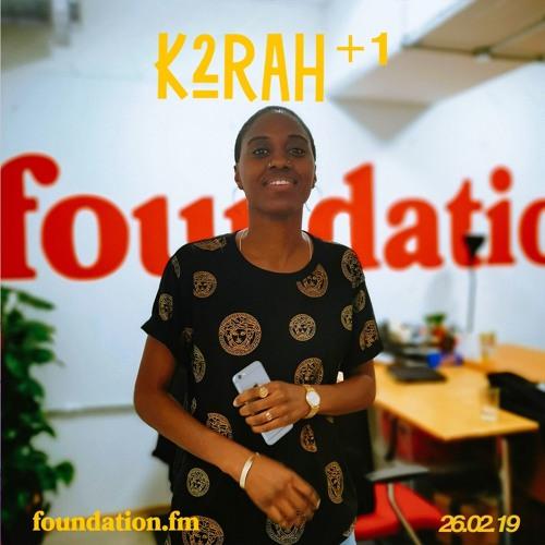 K2RAH + 1 • 008 with Rabiah