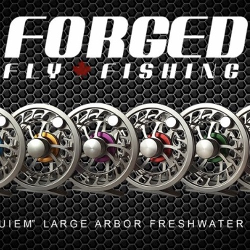 9 Forged Fly Fishing, Richard Wilby