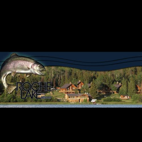 7 John Kent, Roche Lake Resort