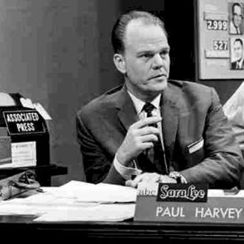 WSGS Flashback: Paul Harvey died 10 years ago today - February 28, 2009