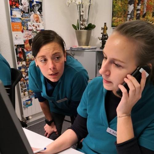 Medizinische Praxisassistent/in im Berufsbildungsradio
