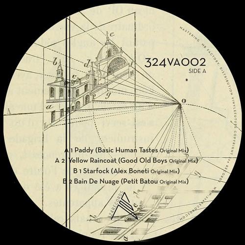 324VA002 (Parisian Various Artists Vinyl Only)