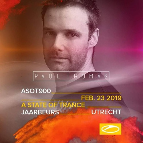 Paul Thomas presents UV Radio 073 - Live from A State Of Trance Festival 900 in Utrecht, Netherlands