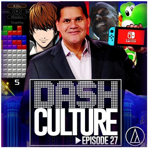 EPISODE 27 - OSCARS 2019, NINTENDO DIRECT NEWS, ANTHEM, DEATH NOTE, REGGIE RETIRES