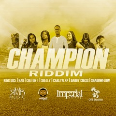 Champion Riddim Mix (Bouyon 2019) Carlyn Xp,Shelly,Dice,ColtonT,Shadow flow & More Mix by djeasy