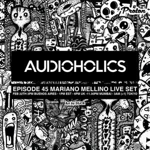 Mariano Mellino - Audioholics 045 2019-02-28