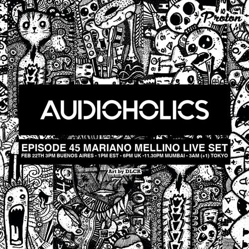 Mariano Mellino Pres  Audioholics Episode 45 by Mariano Mellino
