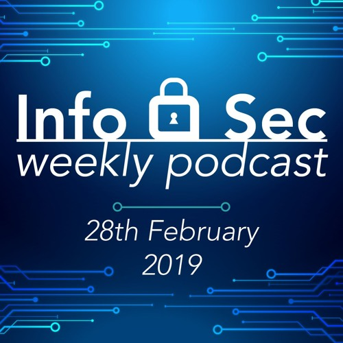 28 February Weekly podcast: ICANN, DNS and DNSSEC; credential stuffing, and passwords managers