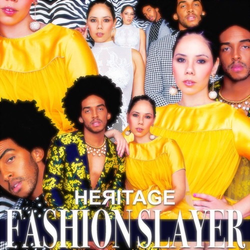 Fashion Slayer (feat. Hannah Eggen & Gianluca Gibbons)