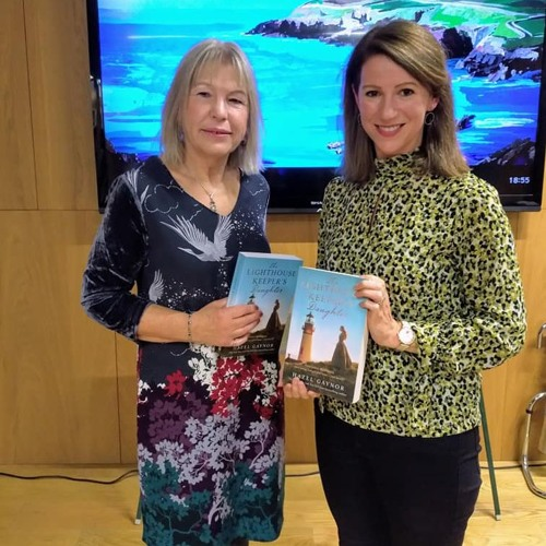 Lighthouses: Hazel Gaynor in conversation with Sue Leonard