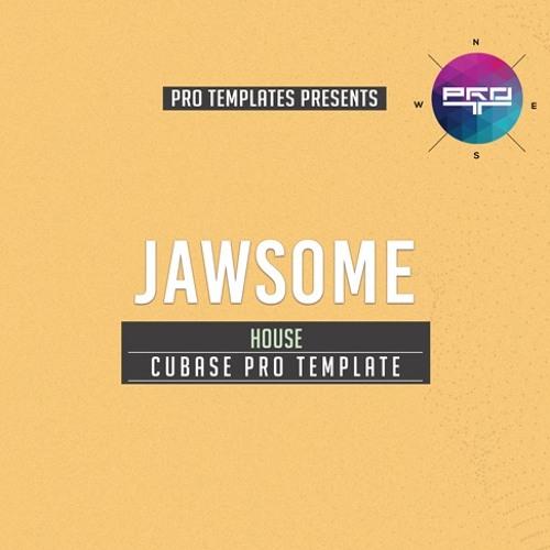 Jawsome Cubase Pro Template