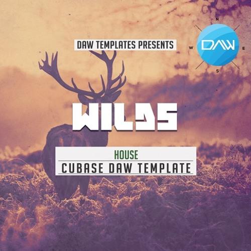 Wilds Cubase DAW Template