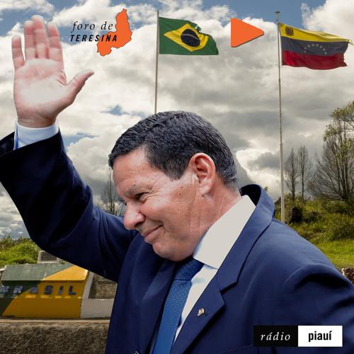 #41: O impasse na Venezuela, o hino de Vélez Rodríguez e a confissão de Cabral
