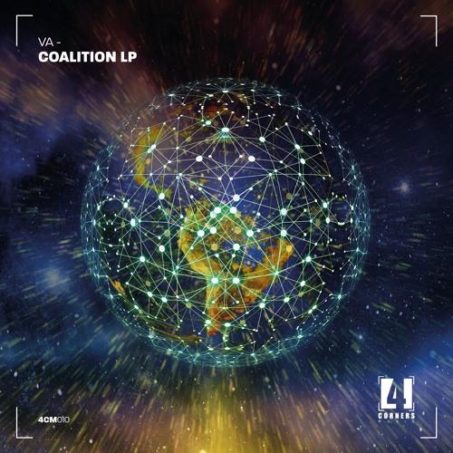 4CM010 - Melinki X Low - R - Never Change - Coalition LP