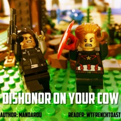 Dishonor On Your Cow: Chapter 4 - I'm All Right