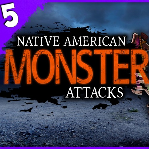 Episode 524 - 5 REAL Native American Horror Stories by Darkness