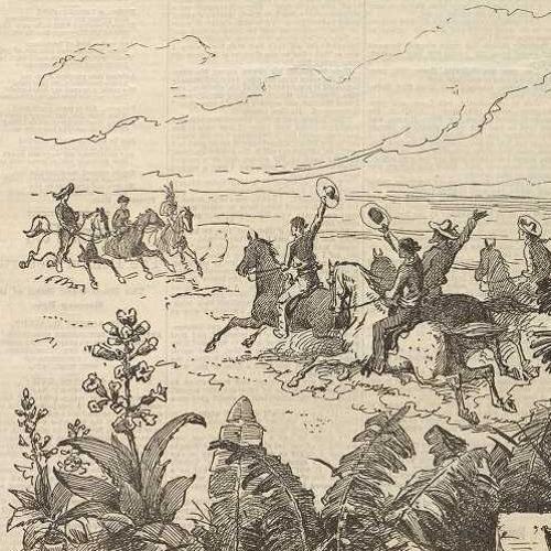 Texas Jack, The Prairie Rattler by Buffalo Bill - Ten
